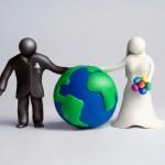 国際結婚の手続き方法知ってる?苗字や国籍はどうなるの?