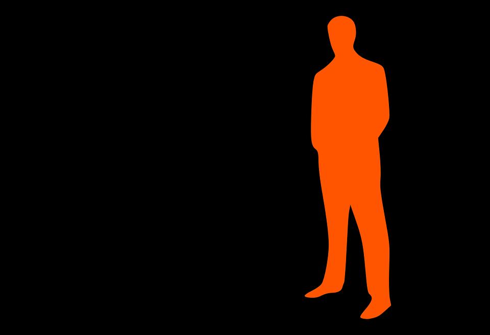 人間オレンジ